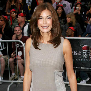 Teri Hatcher in 'Pirates of the Caribbean: On Stranger Tides' World Premiere - wenn3330072
