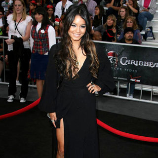 Vanessa Hudgens in 'Pirates of the Caribbean: On Stranger Tides' World Premiere