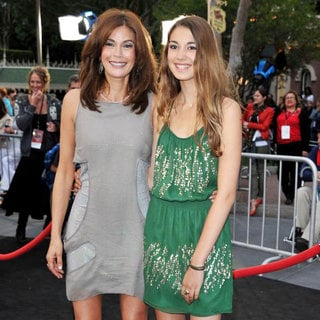 Teri Hatcher, Emerson Rose in 'Pirates of the Caribbean: On Stranger Tides' World Premiere