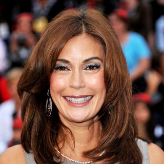 Teri Hatcher in 'Pirates of the Caribbean: On Stranger Tides' World Premiere