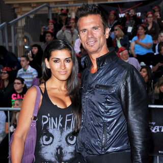 Shawna Craig, Lorenzo Lamas in 'Pirates of the Caribbean: On Stranger Tides' World Premiere