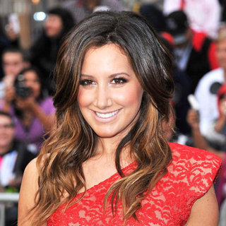 Ashley Tisdale in 'Pirates of the Caribbean: On Stranger Tides' World Premiere