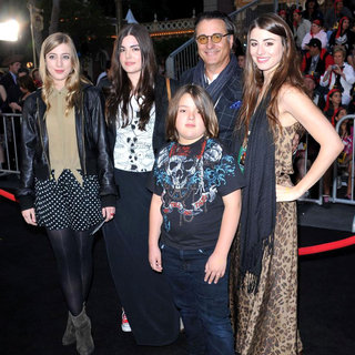 Andy Garcia in 'Pirates of the Caribbean: On Stranger Tides' World Premiere