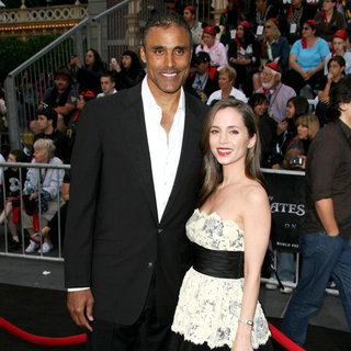 Rick Fox in 'Pirates of the Caribbean: On Stranger Tides' World Premiere - wenn3330398