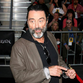 Ian McShane in 'Pirates of the Caribbean: On Stranger Tides' World Premiere