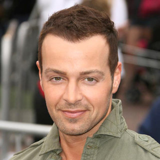 Joey Lawrence in 'Pirates of the Caribbean: On Stranger Tides' World Premiere
