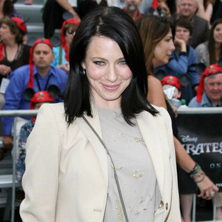 Lynn Collins in 'Pirates of the Caribbean: On Stranger Tides' World Premiere