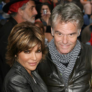 Lisa Rinna, Harry Hamlin in 'Pirates of the Caribbean: On Stranger Tides' World Premiere