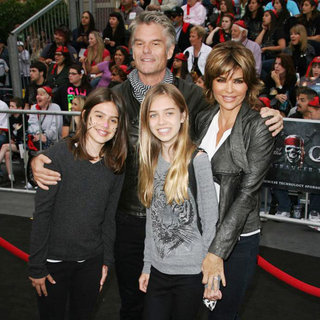 Harry Hamlin, Lisa Rinna in 'Pirates of the Caribbean: On Stranger Tides' World Premiere