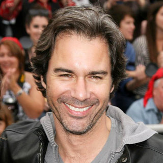 Eric McCormack in 'Pirates of the Caribbean: On Stranger Tides' World Premiere