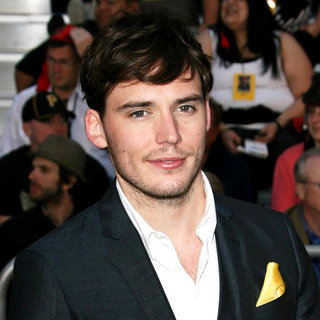 Sam Claflin in 'Pirates of the Caribbean: On Stranger Tides' World Premiere