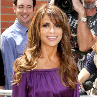 Paula Abdul in 'The X Factor' Auditions