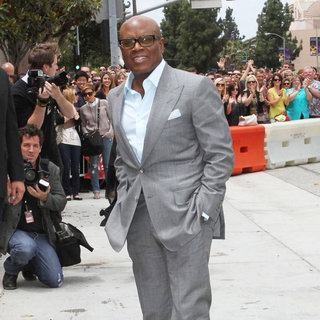 L.A. Reid in 'The X Factor' Auditions