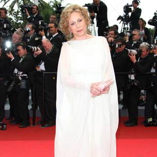 Faye Dunaway in 2011 Cannes International Film Festival - Day 1 Opening Ceremony and Midnight in Paris Premiere