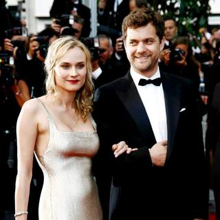 Diane Kruger, Joshua Jackson in 2011 Cannes International Film Festival - Day 2 - Sleeping Beauty - Premiere