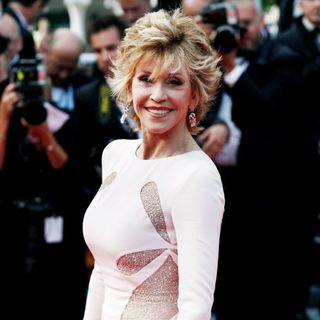 Jane Fonda in 2011 Cannes International Film Festival - Day 2 - Sleeping Beauty - Premiere