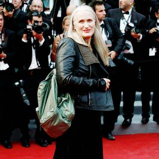 Jane Campion in 2011 Cannes International Film Festival - Day 2 - Sleeping Beauty - Premiere