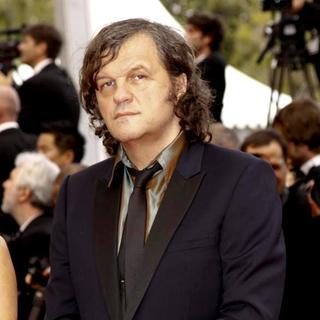 Emir Kusturica in 2011 Cannes International Film Festival - Day 2 - Sleeping Beauty - Premiere