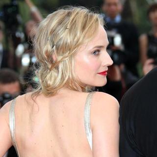 Diane Kruger in 2011 Cannes International Film Festival - Day 2 - Sleeping Beauty - Premiere