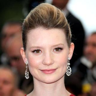Mia Wasikowska in 2011 Cannes International Film Festival - Day 2 - Sleeping Beauty - Premiere