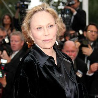 Faye Dunaway in 2011 Cannes International Film Festival - Day 2 - Sleeping Beauty - Premiere