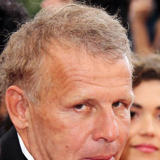 Patrick Poivre d'Arvor in 2011 Cannes International Film Festival - Day 2 - Sleeping Beauty - Premiere