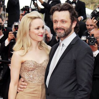 Rachel McAdams, Michael Sheen in 2011 Cannes International Film Festival - Day 2 - Sleeping Beauty - Premiere