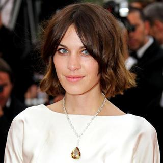 Alexa Chung in 2011 Cannes International Film Festival - Day 2 - Sleeping Beauty - Premiere