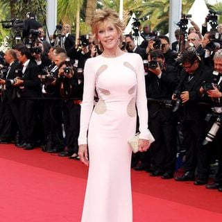 Jane Fonda in 2011 Cannes International Film Festival - Day 2 - Sleeping Beauty - Premiere - wenn3338044