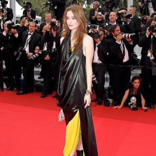 Alice Englert in 2011 Cannes International Film Festival - Day 2 - Sleeping Beauty - Premiere