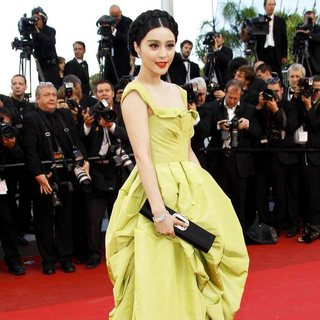 Fan Bing Bing in 2011 Cannes International Film Festival - Day 6 - The Tree of Life - Premiere