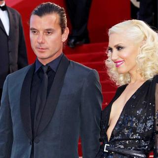 Gavin Rossdale, Gwen Stefani in 2011 Cannes International Film Festival - Day 6 - The Tree of Life - Premiere