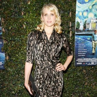 Lucy Punch in Los Angeles Premiere of Midnight in Paris