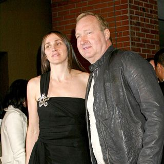 Evi Quaid, Randy Quaid in Screening of 'Brokeback Mountain'