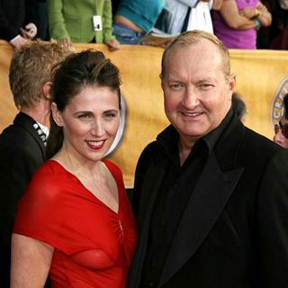 Evi Quaid, Randy Quaid in 12th Annual Screen Actors Guild Awards - Arrivals
