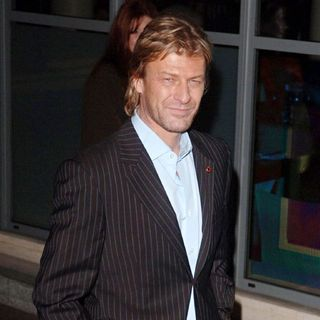 Sean Bean in The UK Gala Screening of North Country