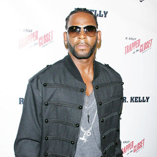 R. Kelly - New York Premiere of 'Trapped in the Closet: Chapters 13-22'