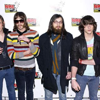 Kings of Leon in NME Awards