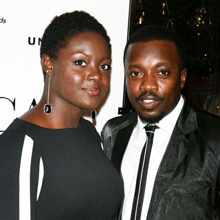 Tarsha McMillian, Anthony Hamilton in New York Premiere of 'American Gangster'