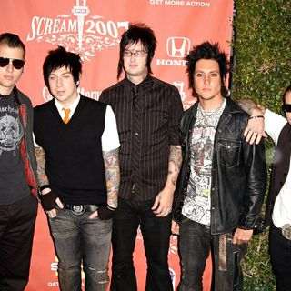 Avenged Sevenfold in Spike TV Presents The Second Annual 'Scream 2007' - Arrivals - wenn5038592
