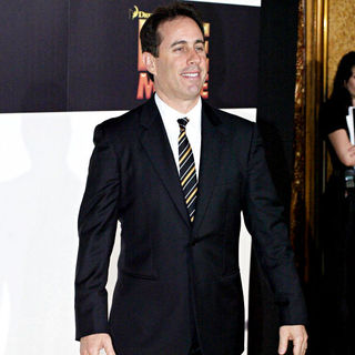 Jerry Seinfeld in Bee Movie premiere
