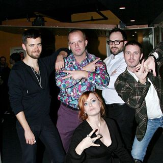 Scissor Sisters in Scissor Sisters Preview Their Documentary 'Hurrah! A Year of Ta-Dah'