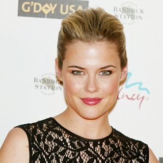 Rachael Taylor in G'Day USA: Australia Week 2008 Benefit for Wildlife Warriors - Arrivals