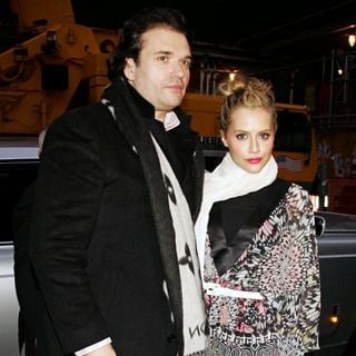 Brittany Murphy in Mercedes-Benz Fashion Week Fall 2008 - Matthew Williamson - Outside - wenn5085240