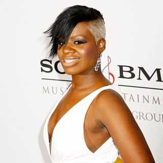 Fantasia Barrino - Clive Davis Pre-GRAMMY Party 2008 - Arrivals