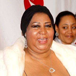 Aretha Franklin in MusiCares Honors Aretha Franklin