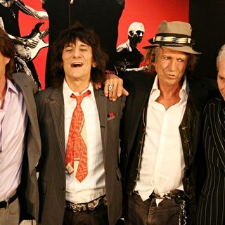 The Rolling Stones - 'Shine a Light' Documentary on The Rolling Stones - Photocall