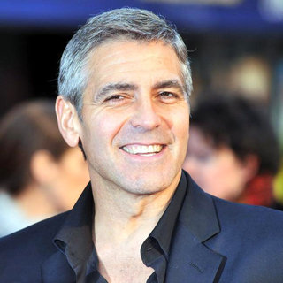 George Clooney - UK Premiere of 'Leatherheads' - Arrivals