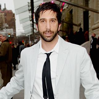 David Schwimmer in Brooklyn Academy of Music 2008 Spring Gala