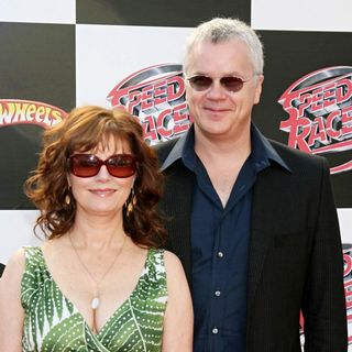 Susan Sarandon, Tim Robbins in 'Speed Racer' Premiere - Arrivals